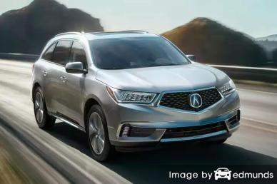 Insurance for Acura MDX