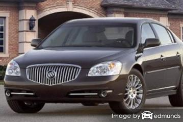 Insurance rates Buick Lucerne in Plano