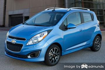 Insurance for Chevy Spark