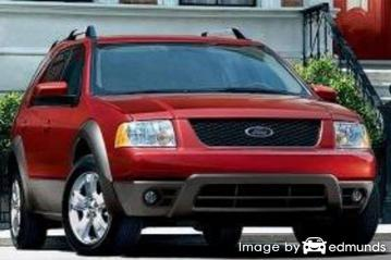 Insurance quote for Ford Freestyle in Plano