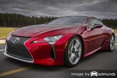 Discount Lexus LFA insurance