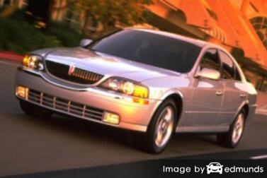 Insurance quote for Lincoln LS in Plano