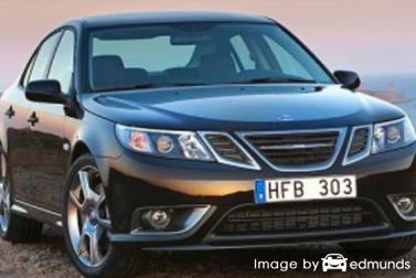 Insurance quote for Saab 9-3 in Plano