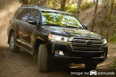 Insurance for Toyota Land Cruiser