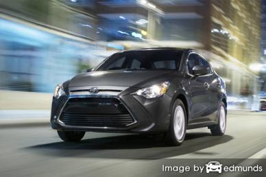 Insurance quote for Toyota Yaris iA in Plano