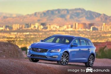 Insurance quote for Volvo V60 in Plano